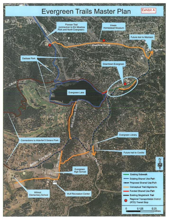 Evergreen Trails Master Plan  GOCO Planning Grant Application FINAL Page 015