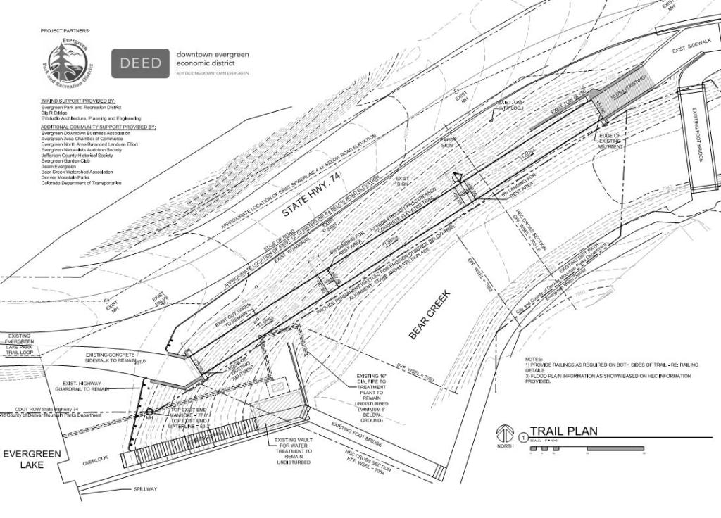 Elevated Pedestrian Trail Plan v12