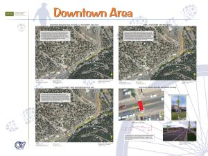 Downtown Area Trails - click for larger image