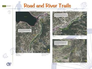 Road and River Trails - click for larger image